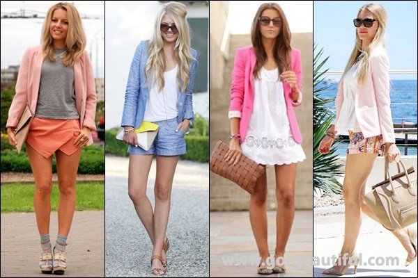Women Blazer For Summer