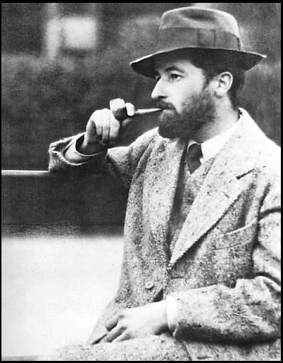 William Faulkner, 1925.