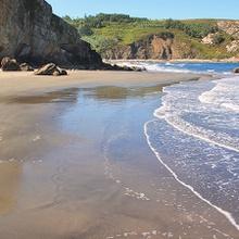 Playa El Reguero - Castrillón