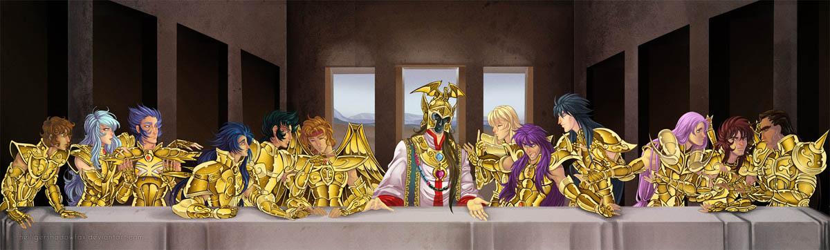 Supper Caballeros Del Zodiaco
