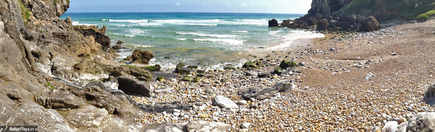 Vidiago Beach Llanes Asturias Mainpic