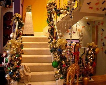 decoraci n del hogar en navidad beqbe