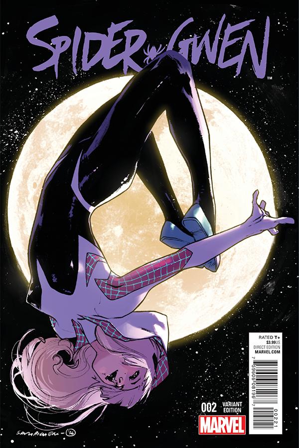 Spider Gwen - vol. 002