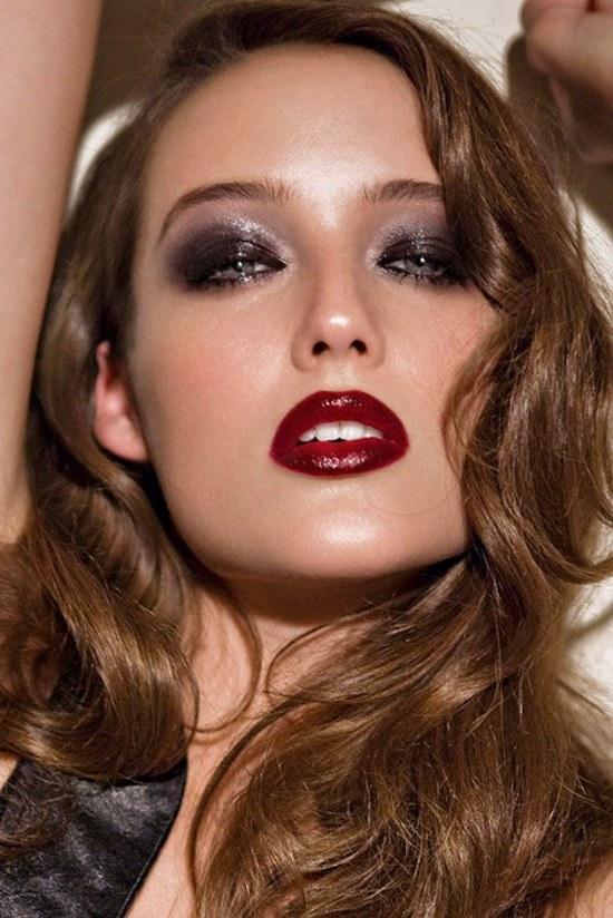 Maquillaje Vispera Ano Nuevo 1