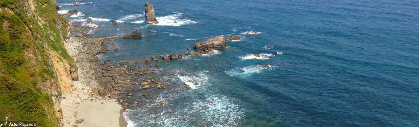 Fontanecha Beach Asturias1