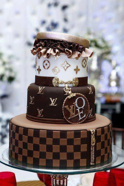 Cake Vuitton
