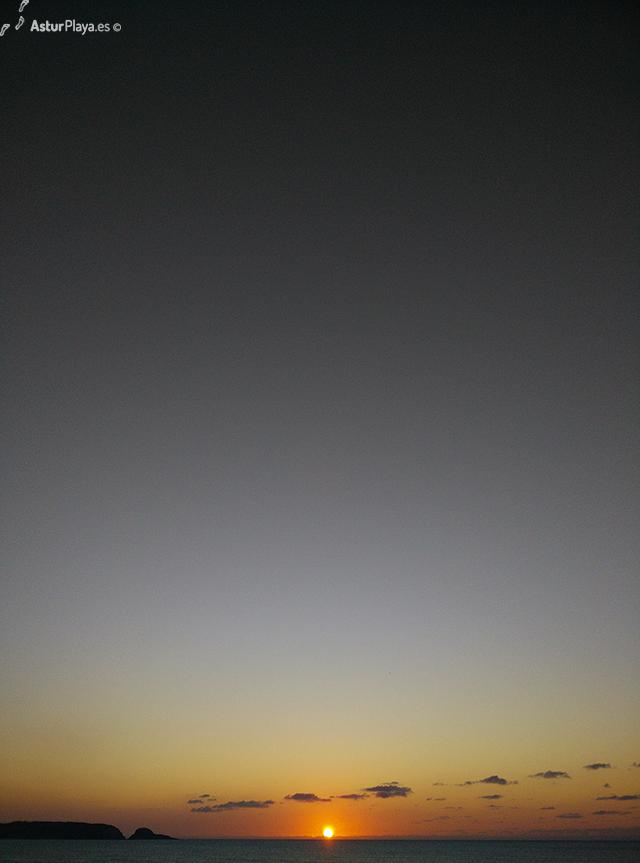 Sunset Salinas Asturplaya
