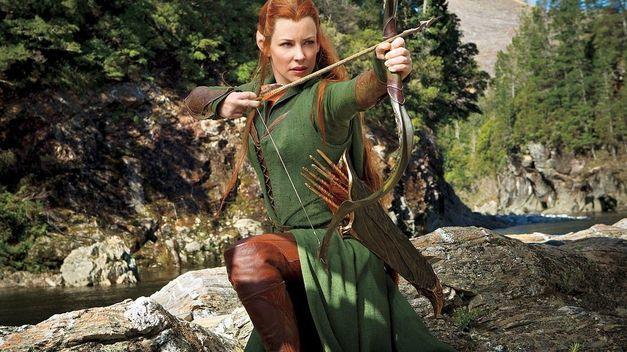 Nueva Evangeline Lilly Tauriel Hobbit Tinima20130606 0138 18