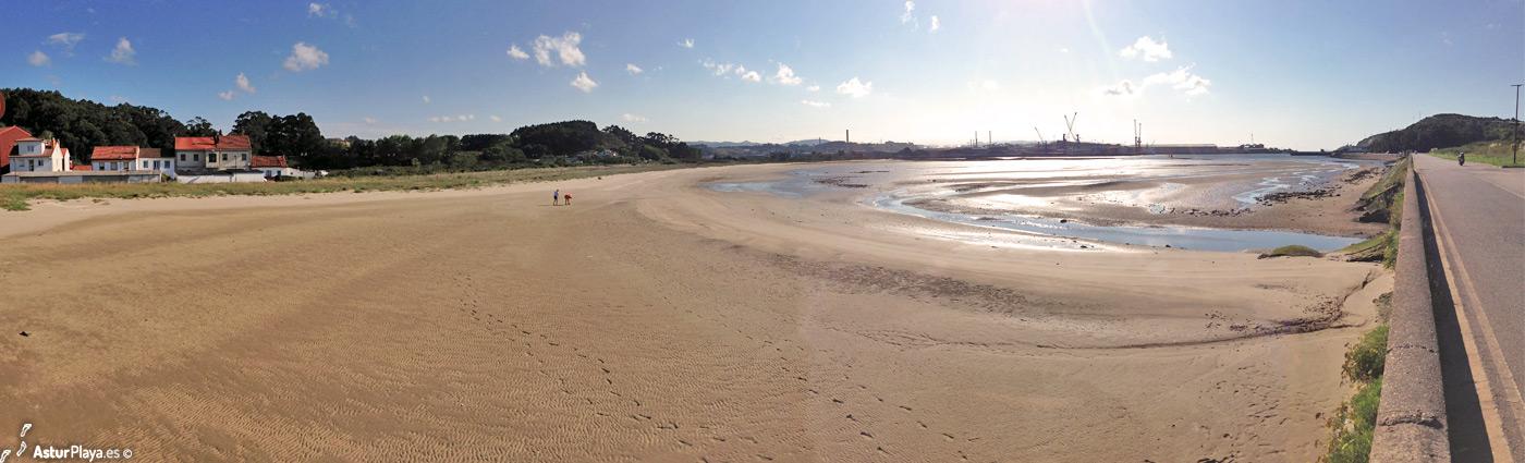 San Balandran Beach Asturias3