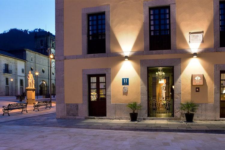 Antiguo Casino Hotel de Pravia