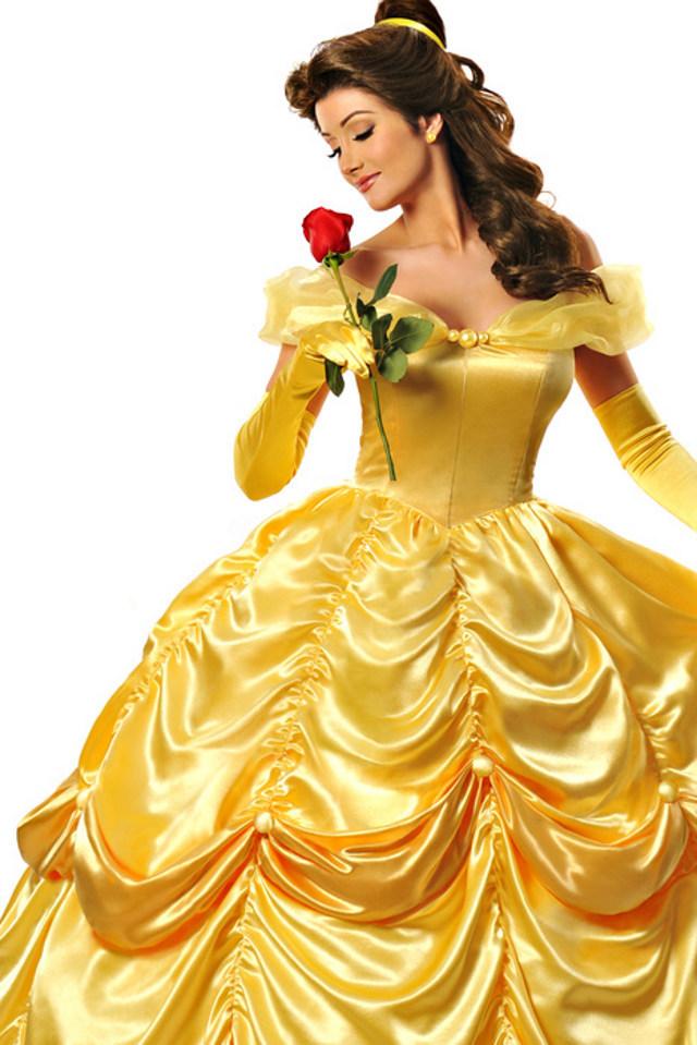Princesas Disney Reales 4 Jpg