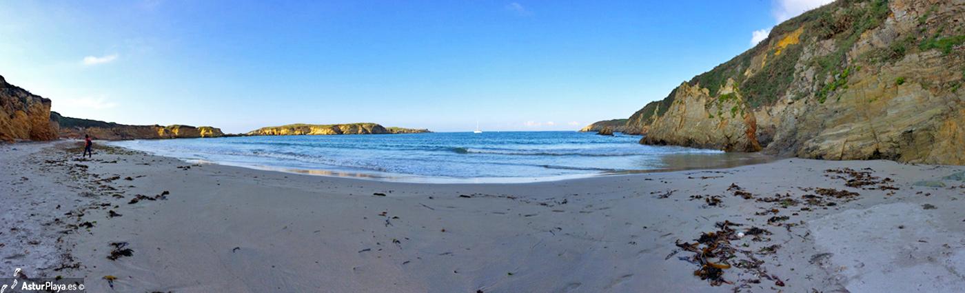 Santa Gadea Ribeiria Beach2
