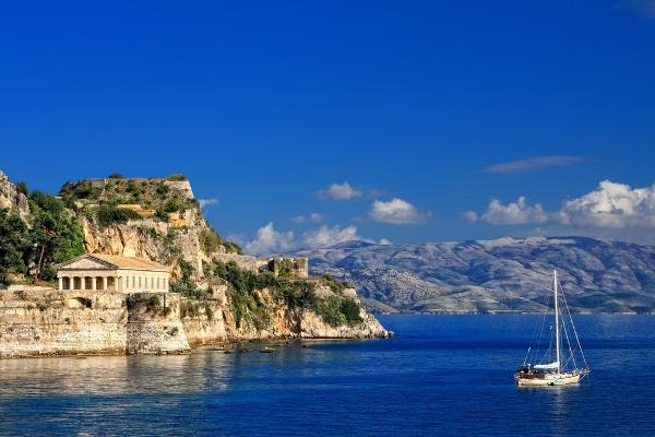 Yanpy Post 168 Yacht Charter Kerkyra Ionian Islands Greece