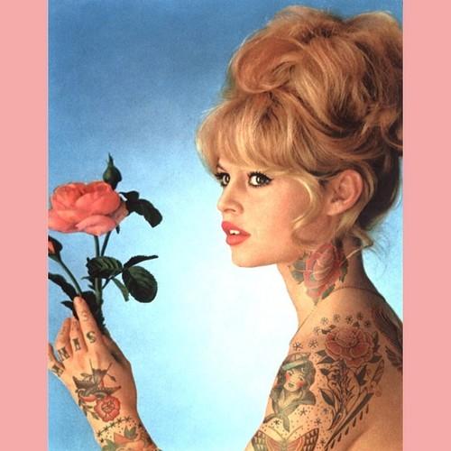 Cheyenne Randall Brigitte Bardot