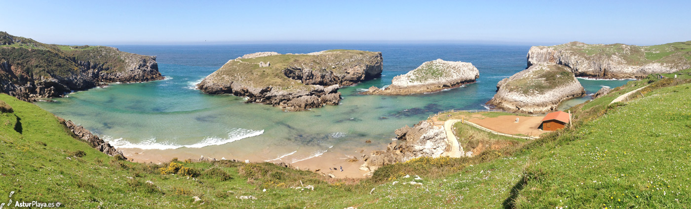 Antilles Cue Beach Llanes Asturias1
