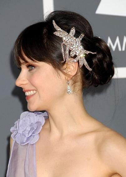 Zooey Deschanel Headband