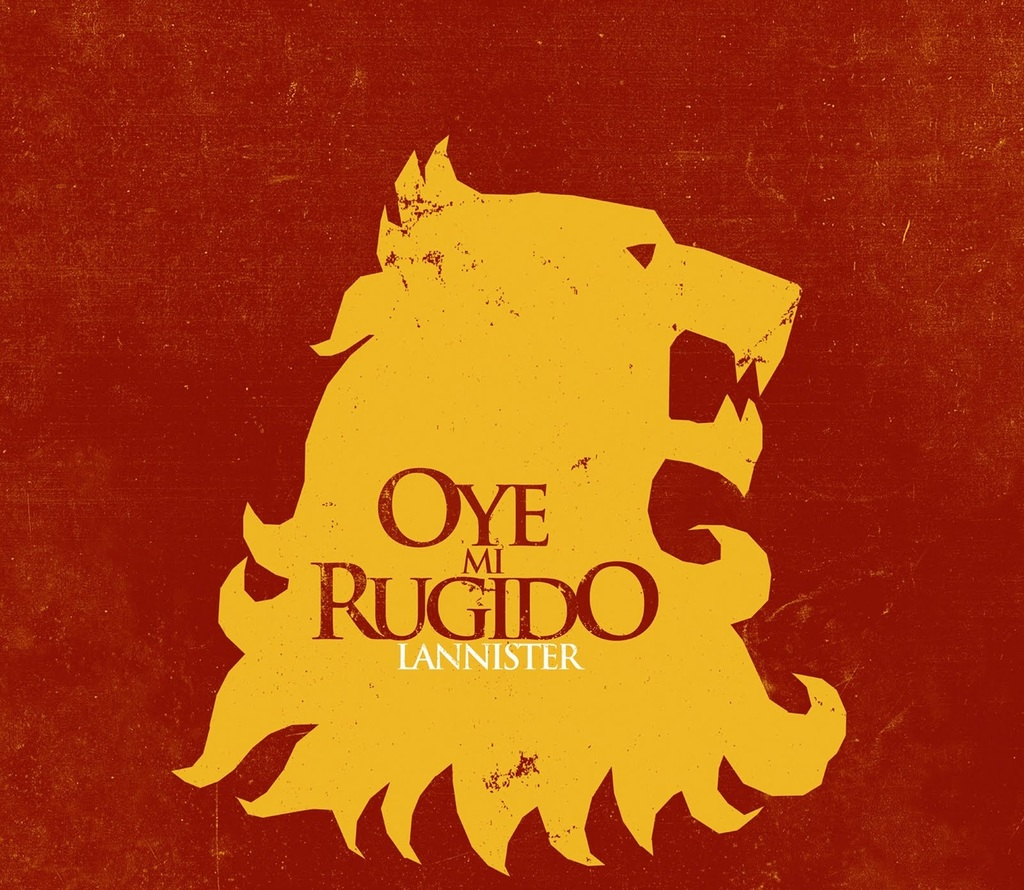 Blason Lannister
