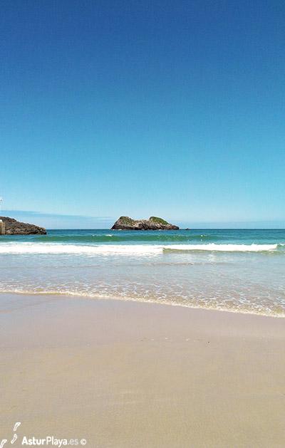 Palombina Beach Asturias
