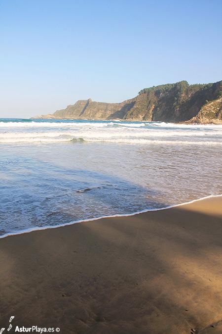 San Pedro Dela Ribera Beach Cudillero