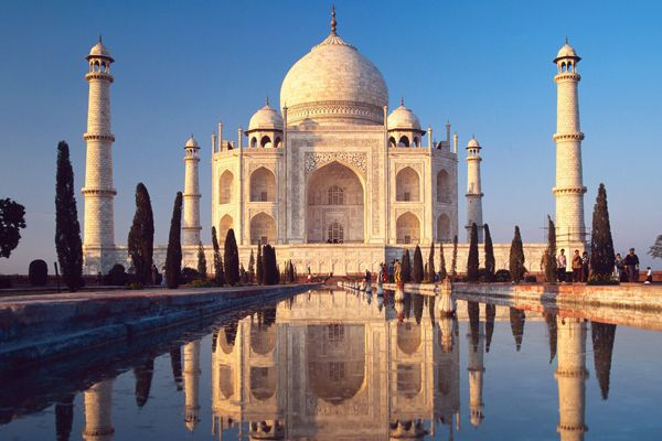 10. Taj Mahal, Agra (India)