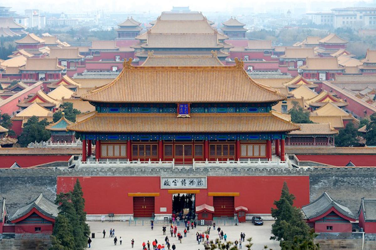 Ciudad Prohibida, Palacio en Pekín, China
