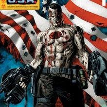 Bloodshot, el héroe de Valiant Cómics