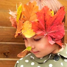 5 Actividades infantiles para Otoño
