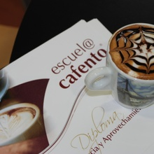 Escuela Cafento: Rincón Barista