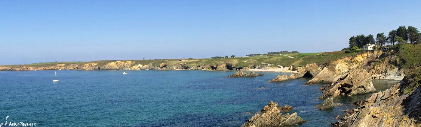 Arnao Beach Castropol1