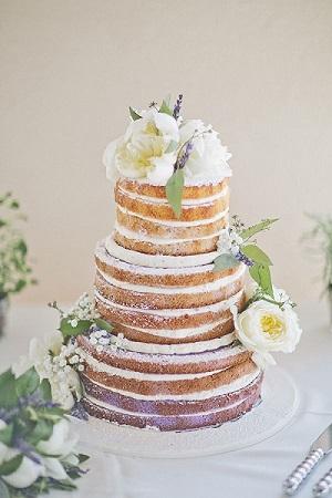 Tendance Mariage Le Naked Cake Dessert De Mariage Original