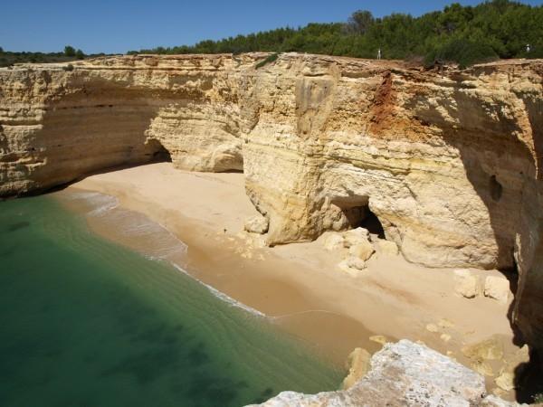 Playa Benagil 600x450