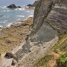 Playa Boxada el Vino - Valdés