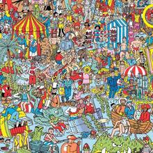 Soluciones ¿Dónde está Wally?