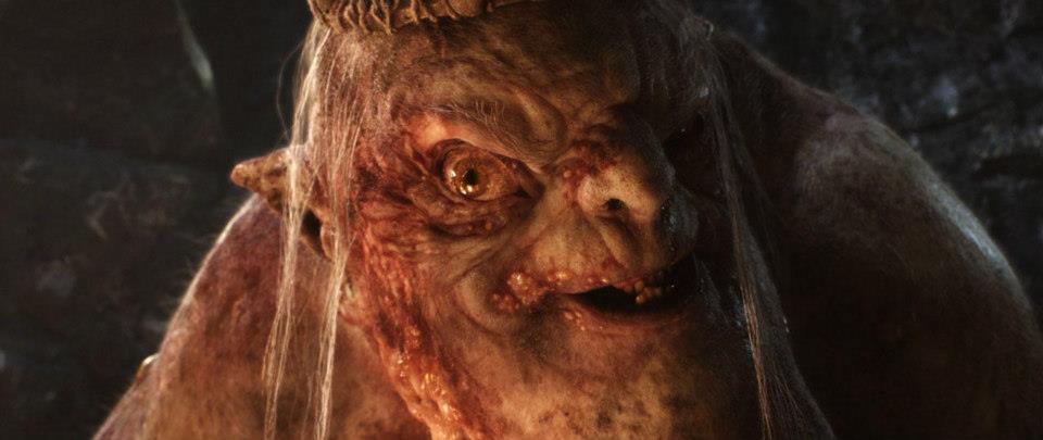 Great Goblin Face