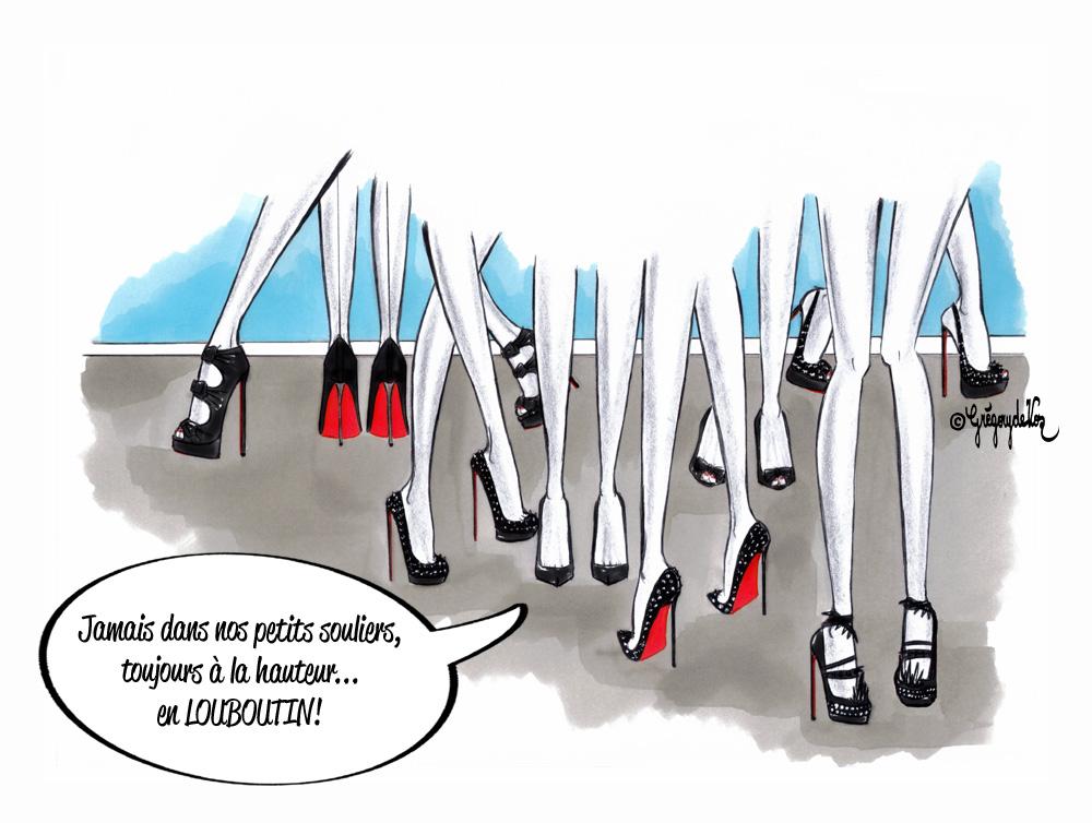 Illu Louboutin
