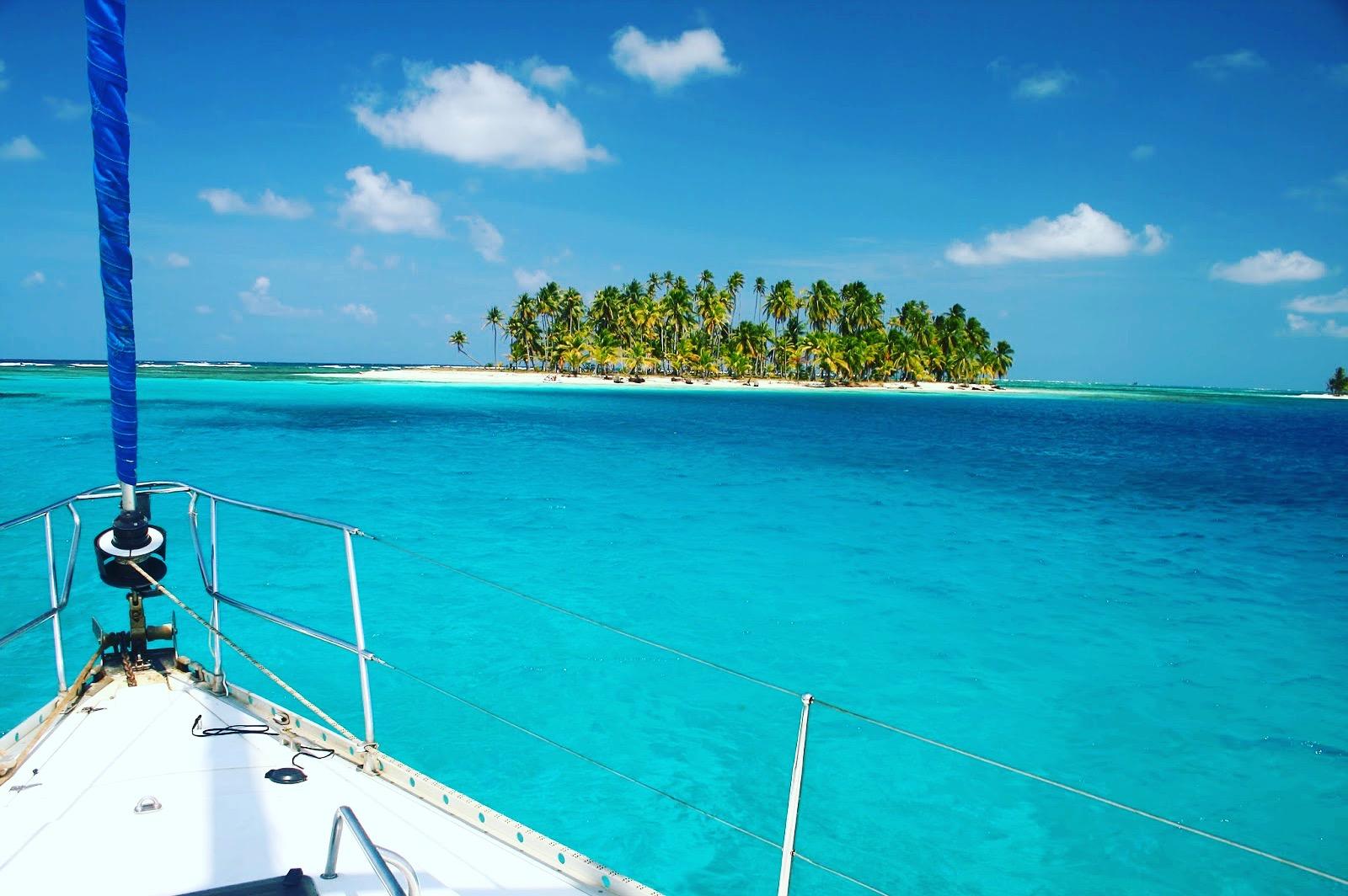 Yanpy Post 180 Sailing Caribbean 3