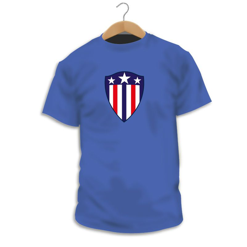 Camiseta Tshirt Protector Smartphone Capitan America Vintage Singular Shirts 0121