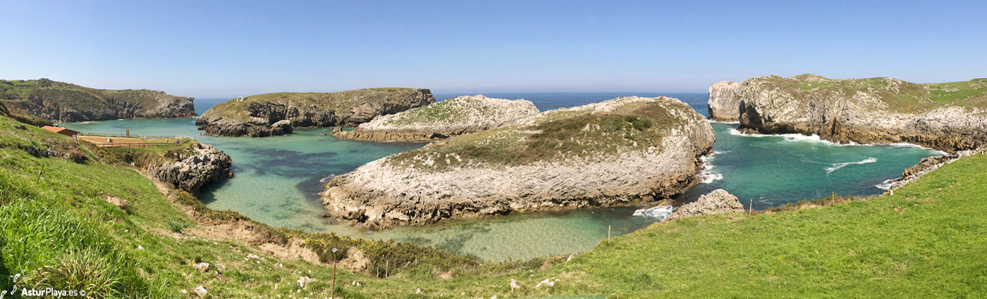 Antilles Cue Beach Llanes Asturias Mainpic