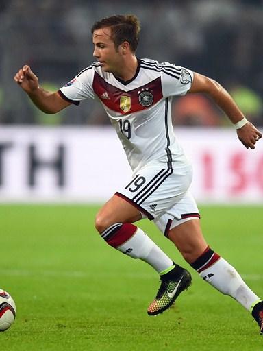 Mario GOETZE (Alemania)