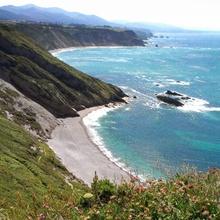 Playa de La Cueva - Cudillero