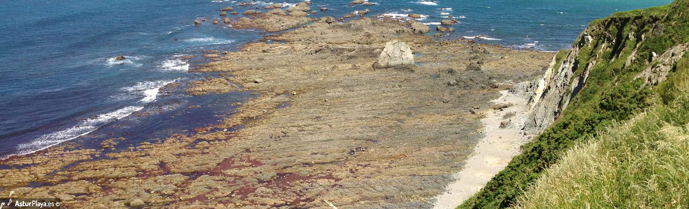 Los Negros Campizales Beach Cudillero Asturias1