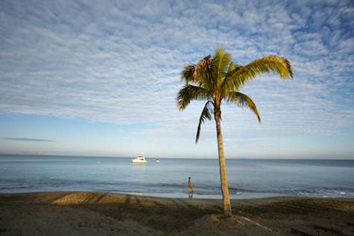 Denerau Beach