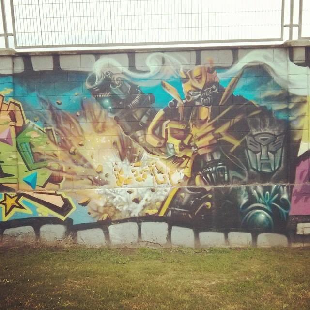 Streetart En Gijon Asturias Arteenlacalle