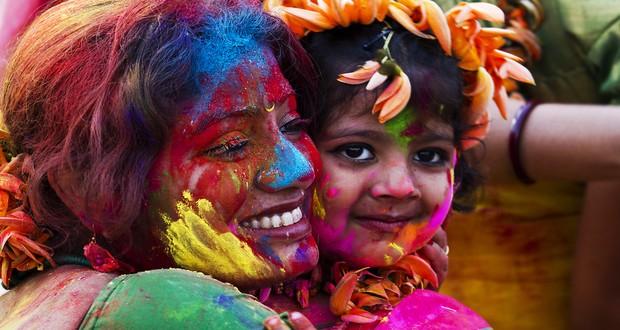 Festival Holi India 4