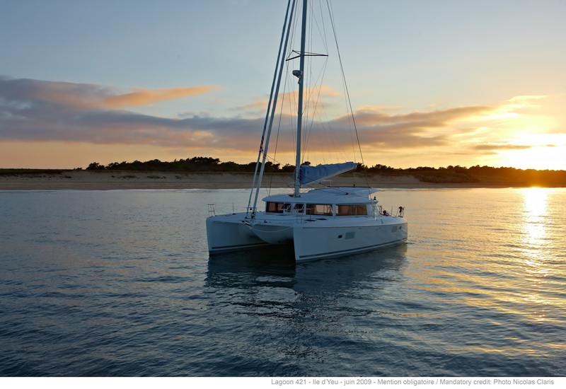 Yanpy Catamaran Lagoon 421 Ibiza Post 13