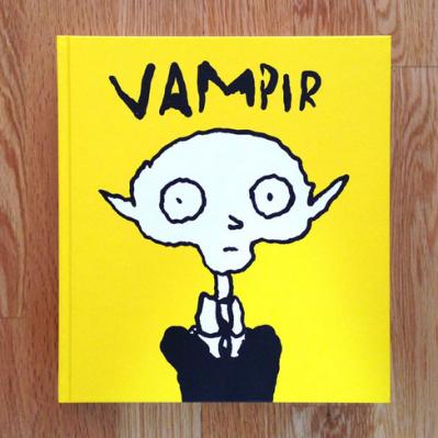 El vampiro enamoradizo