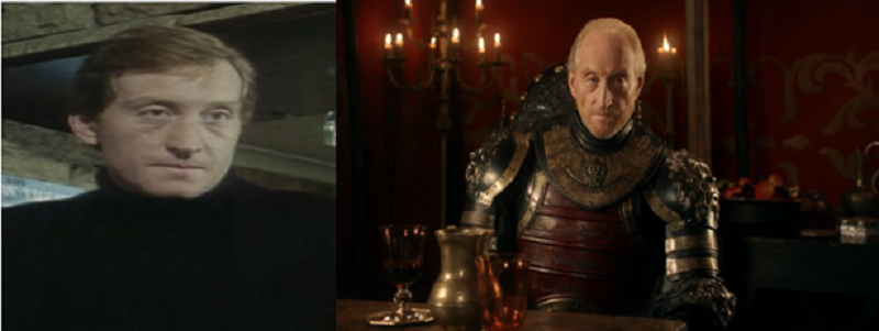 Tywin Actores Jovenes Got