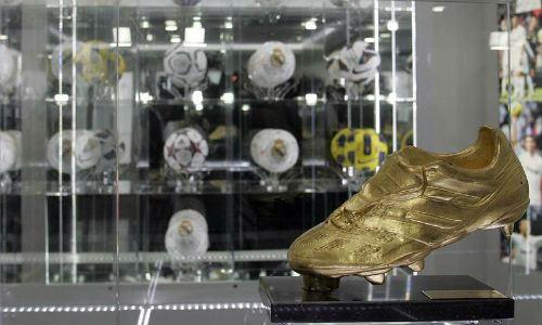 Museo Cristiano Ronaldo Botin Oro