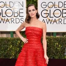 Glamour en los Globos de Oro 2015