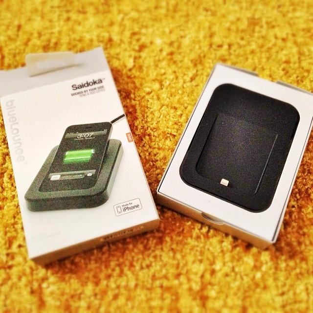 Saidoka Nuestro Nuevo Dock De Escritorio Para Iphone 55s
